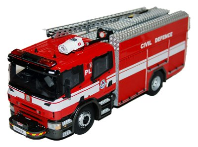 Masterpiece Collectibles Scania Pumper