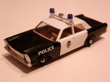 Police Boxed