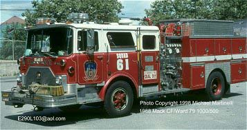 Seagrave Fire Apparatus >> Code 3 Collectibles FDNY Squad 61 Review