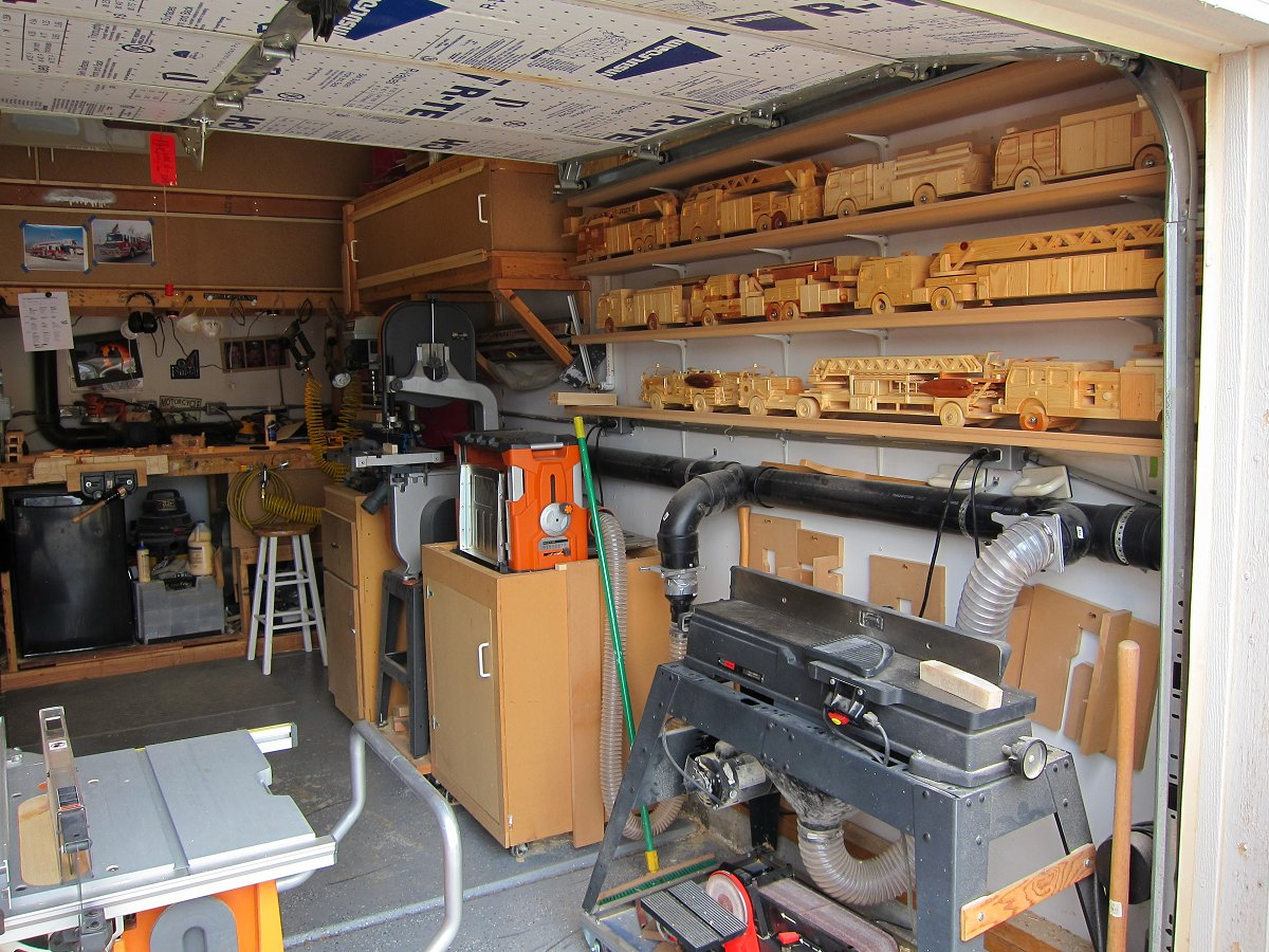 Garage Woodshop Plans House Plans Home Designs